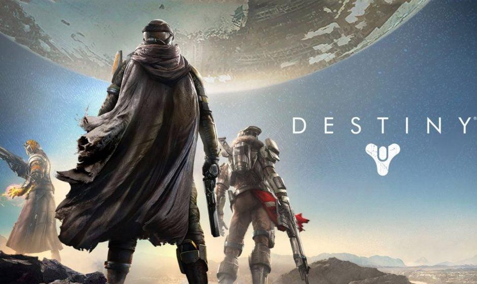 Обзор Destiny на PS4