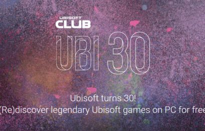 Ubisoft 30