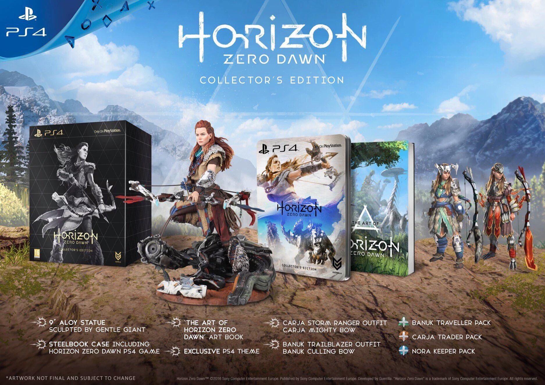 collect horizon
