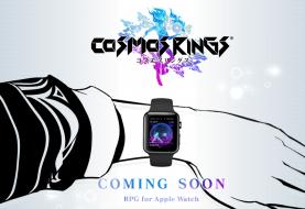 Cosmos Rings - JRPG для Apple Watch
