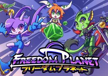 Freedom Planet  - ударный хит выходит на Nintendo Switch.