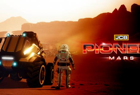 JCB Pioneer: Mars направляется на Nintendo Switch