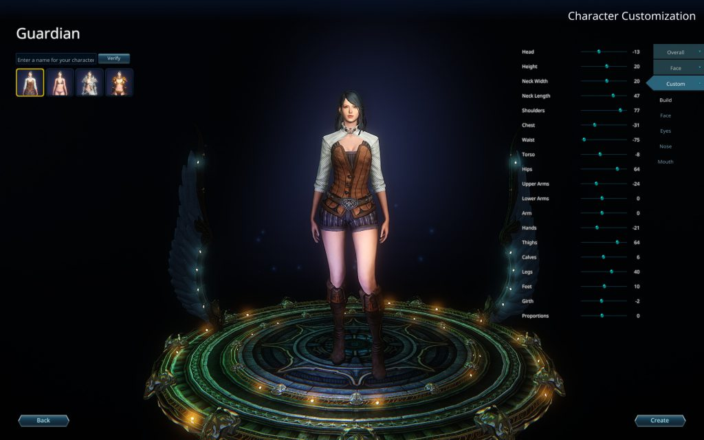 RoI (Hero creation)