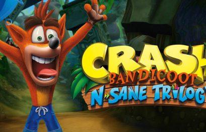 Насколько красив новый Crash Bandicoot?