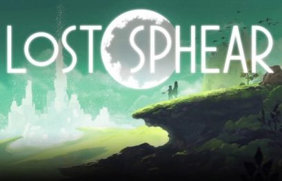Новая RPG от Square enix - Lost Sphear