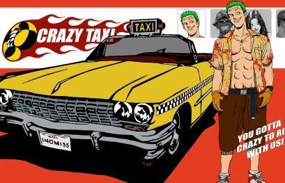 Халява! CRAZY TAXI Classic на мобилки бесплатно!