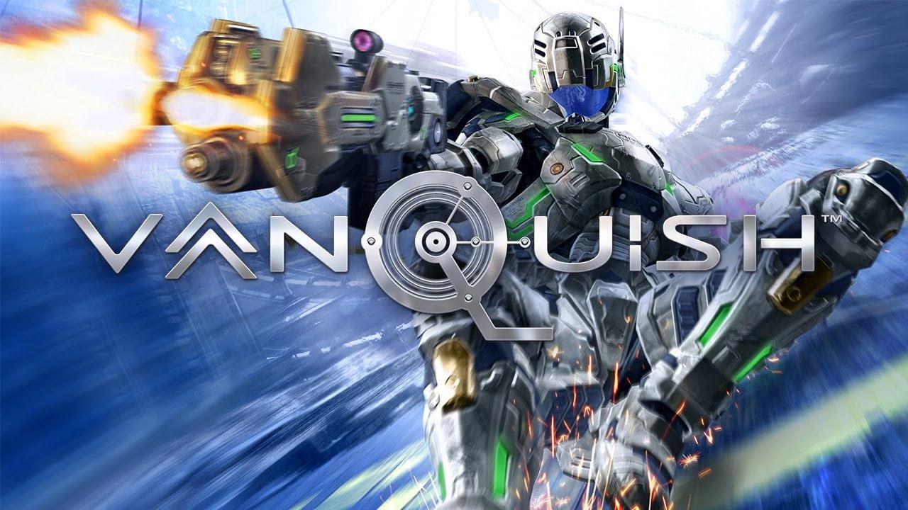 Обложка Vanquish