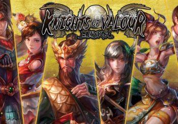 Обзор: Knights of Valour - аркада или не надо?
