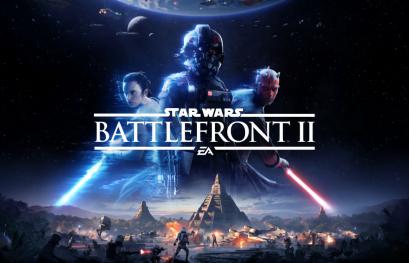 Новое видео Star Wars: Battlefront II