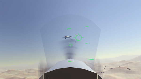 Скриншот со страницы Ravenfield в Steam
