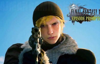 DLC для FFXV Эпизод Промпто обзавелся трейлером.