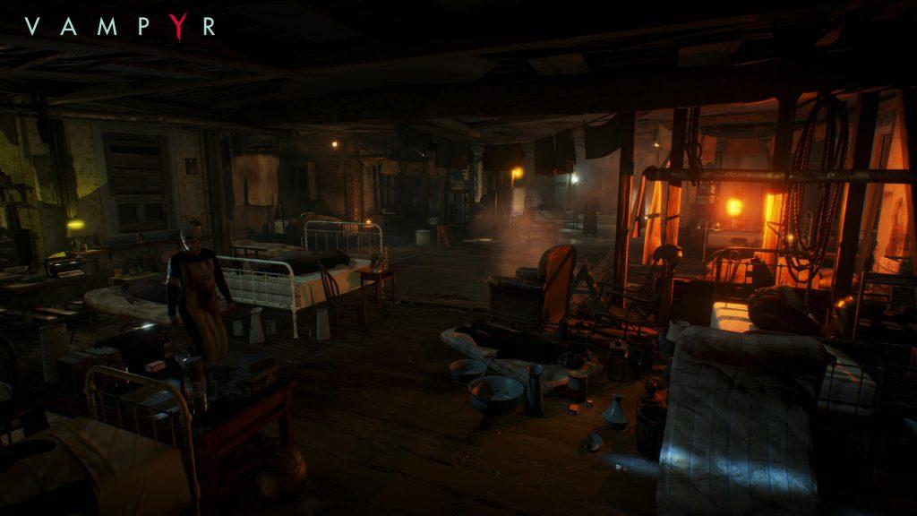 Vampyr screenshots