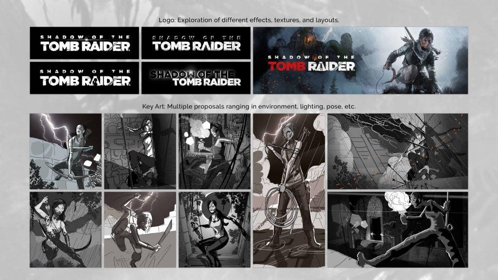 Концепт-арт Shadow of the Tomb Raider