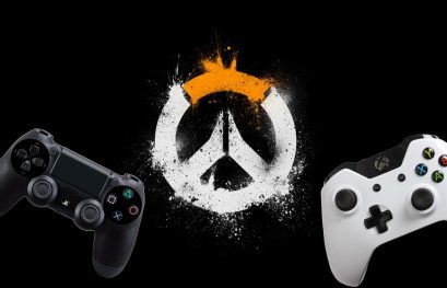Overwatch: контроллеры в стиле героев