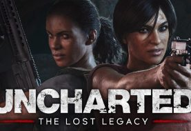 Uncharted : the Lost Legacy ДАТА РЕЛИЗА