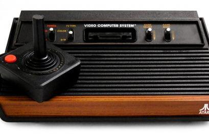 Atari курильщика и Atari здорового человека