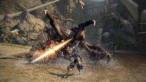 Битвы с боссами в открытом мире Toukiden 2
