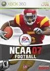 Обложка игры NCAA Football 07