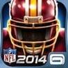 Обложка игры NFL Pro 2014 : The Ultimate Football Simulation