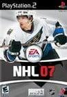 Обложка игры NHL 07