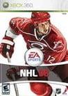 Обложка игры NHL 08