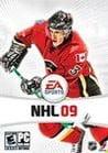 Обложка игры NHL 09