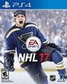 Обложка игры NHL 17