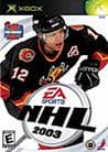 Обложка игры NHL 2003