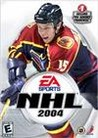 Обложка игры NHL 2004