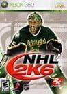 Обложка игры NHL 2K6