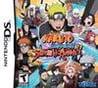 Обложка игры Naruto Shippuden: Shinobi Rumble