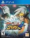 Обложка игры Naruto Shippuden: Ultimate Ninja Storm 4