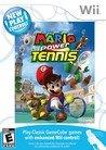 Обложка игры New Play Control! Mario Power Tennis