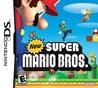 Обложка игры New Super Mario Bros.