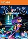 Обложка игры NiGHTS into Dreams...