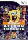 Обложка игры Nicktoons: Attack of the Toybots