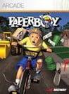 Обложка игры Paperboy