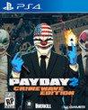 Обложка игры Payday 2: Crimewave Edition