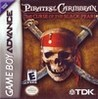 Обложка игры Pirates of the Caribbean: The Curse of the Black Pearl