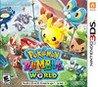Обложка игры Pokemon Rumble World