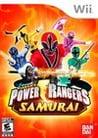 Обложка игры Power Rangers Samurai