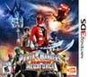 Обложка игры Power Rangers Super Megaforce