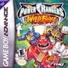 Обложка игры Power Rangers: Wild Force