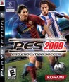 Обложка игры Pro Evolution Soccer 2009
