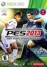 Обложка игры Pro Evolution Soccer 2013