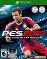 Обложка игры Pro Evolution Soccer 2015