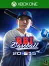 Обложка игры R.B.I. Baseball 15