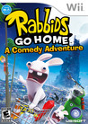 Обложка игры Rabbids Go Home