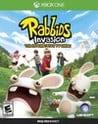 Обложка игры Rabbids Invasion