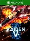 Обложка игры Raiden V